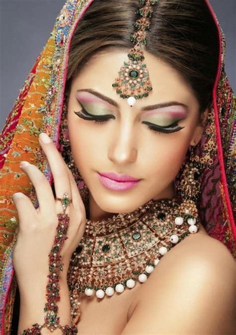 beautiful bridal makeup beautiful and pretty bridal makeup wallpaper free all hd