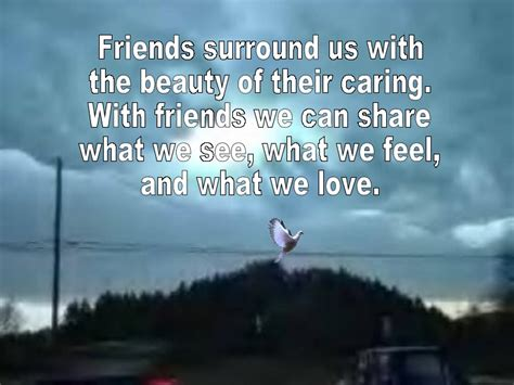 beautiful thoughts on friendship