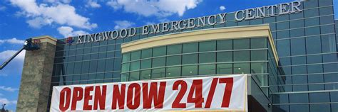 kingwood emergency room about kingwood emergency center kingwood emergency center
