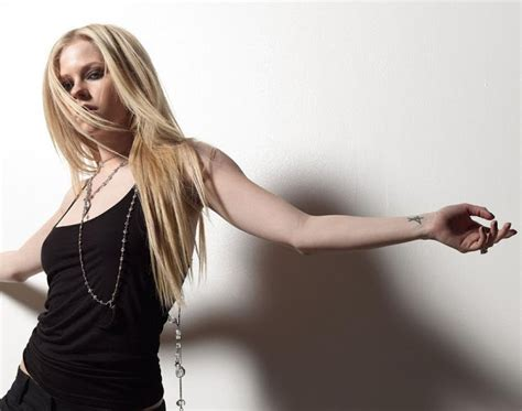 Avril Lavigne Sexifies Arena Magazine by Avril Lavigne Arena Magazine Photoshoot