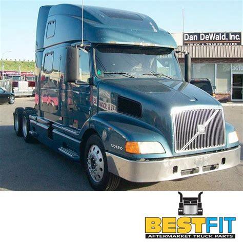 fiberglass hood  volvo vnl  state trucks