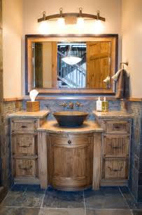 best 25 rustic bathroom vanities ideas on