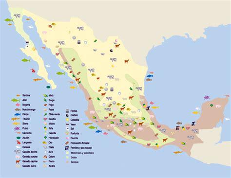 imagenes recursos naturales de mexico nyfiken geogr 225 fico recursos en m 201 xico