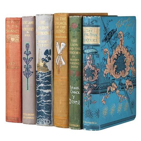 The Book Of Set decorative books set juniper books