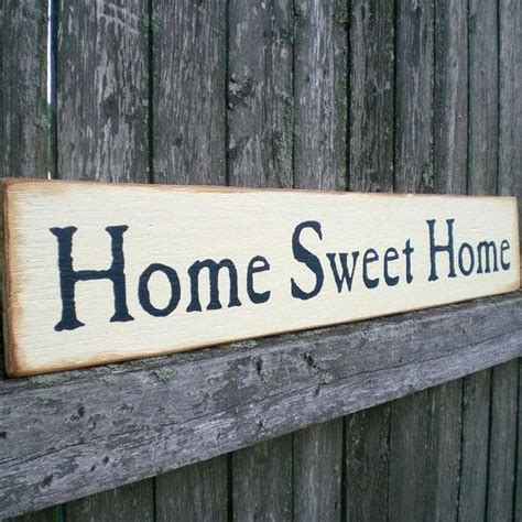 sweet home decor 1000 ideas about primitive wood signs on