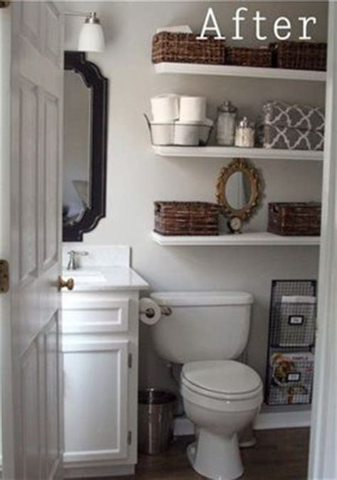 Bathroom Open Shelves Open Shelving Shelving And Bathroom On Pinterest