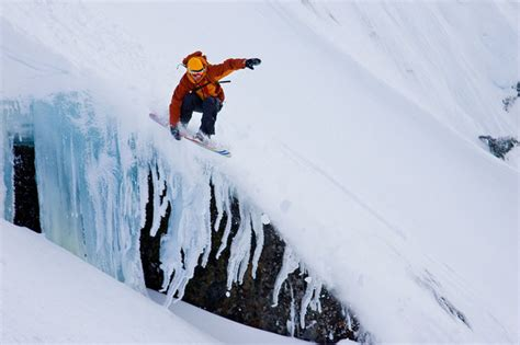 snowboard wall mural snowboarding a snowy cliff wall mural contemporary wall stickers by murals your way