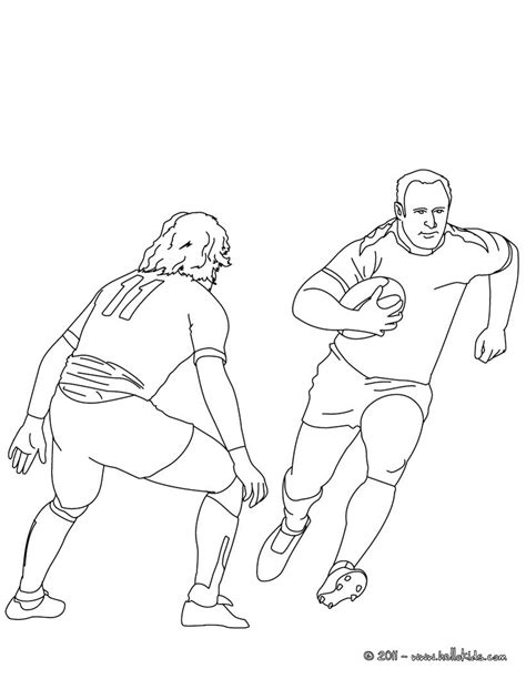 Rugby League Colouring Pages Rugby Game Coloring Pages Hellokids Com by Rugby League Colouring Pages