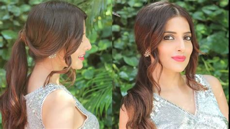 party hairstyles for medium hair indian 3 easy elegant romantic hairstyles indian party hairstyles