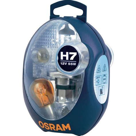 Halogen Standard L by Halogen Leuchtmittel Osram Standard H7 Sortiment 12 V 1