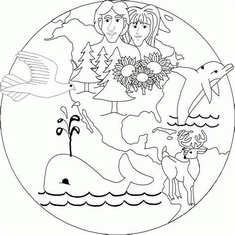 imagenes de dios para colorear dibujos cristianos para colorear la creaci 243 n de dios para