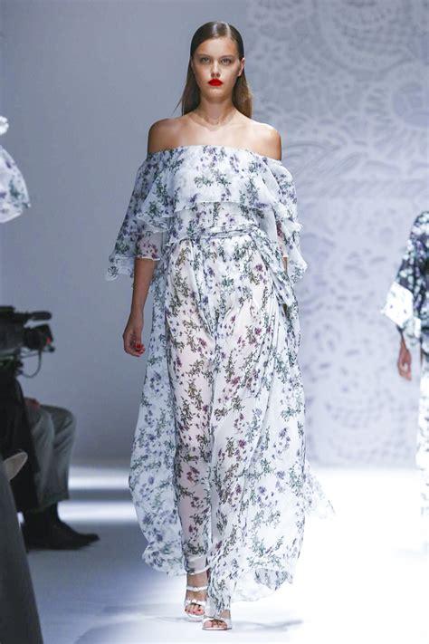 Lu Ss blumarine ready to wear summer 2018 milan nowfashion