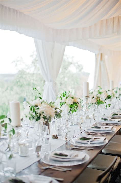 best 25 white table settings ideas on gold table settings wedding reception