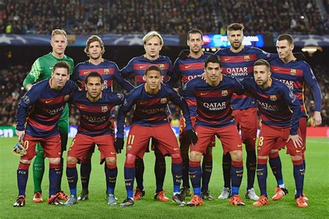 barcelona young players eight barcelona players nominated for uefa team of the