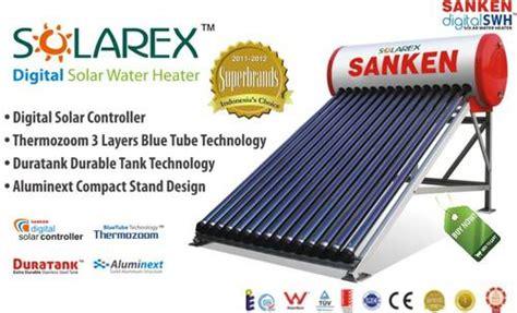 Solar Water Heater Murah daftar harga jual murah alat pemanas air mandi swh tenaga surya matahari solar water heater