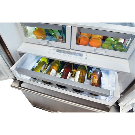 electrolux cabinet depth refrigerator e23bc78ips electrolux icon professional 23 counter depth