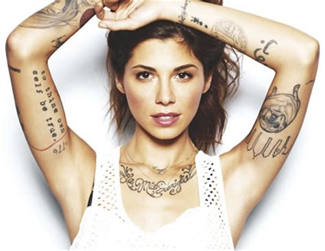 christina perri arabic tattoo maktub tattoogallery1