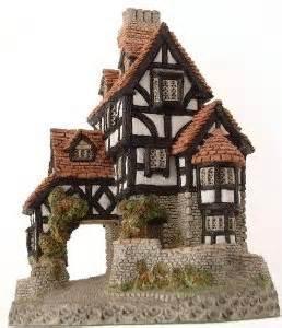 david winter squires model cottage