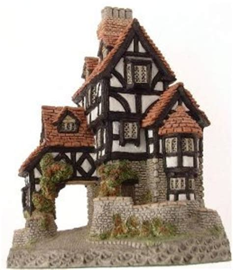 david winter squires model cottage