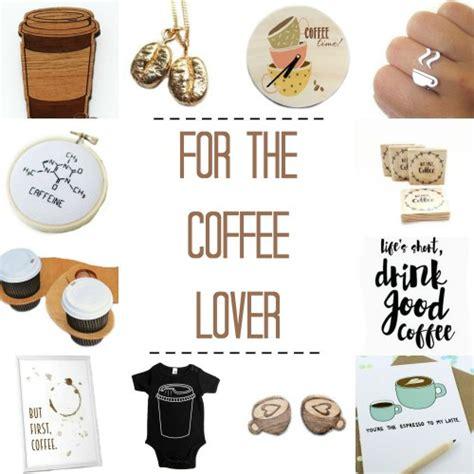 gift for lover gift guide for coffee handmade