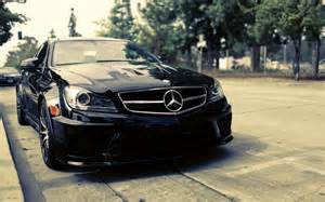 black mercedes luxury car wallpaper 2560x1600 2745
