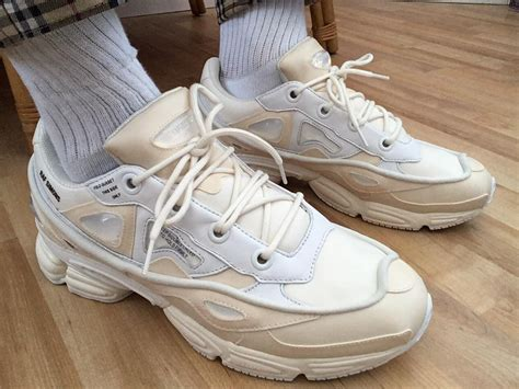 Raf Simons Shoes Bunny by Raf Simons Ozweego Bunny On Foot Nike Sneakers Raf Simons Shoes Raf Simons Sneakers