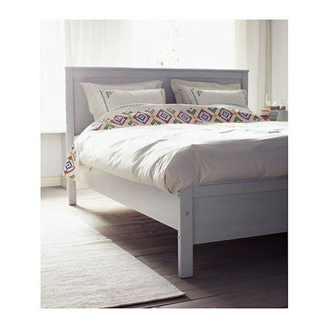 140x200 bed base aspelund bed frame with slatted bed base 140x200 cm