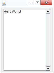 jscrollpane swing swing java jscrollpane stack overflow