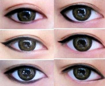 Eyeshadow Agar Mata Terlihat Besar cara makeup mata sipit agar terlihat besar mugeek vidalondon