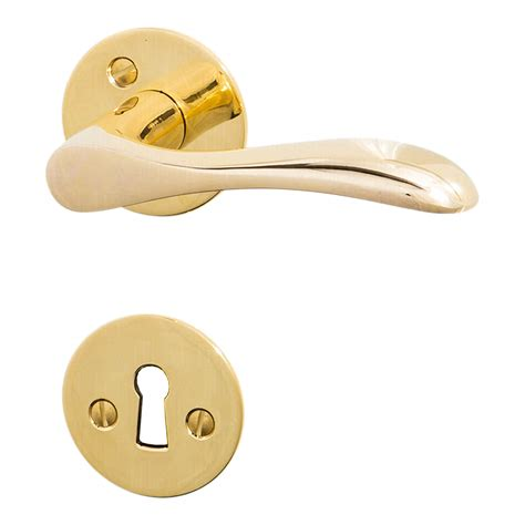 Interior Brass Door Handles Door Handle Interior Brass Without Lacquer Brass Door Handles Villahus Co Uk