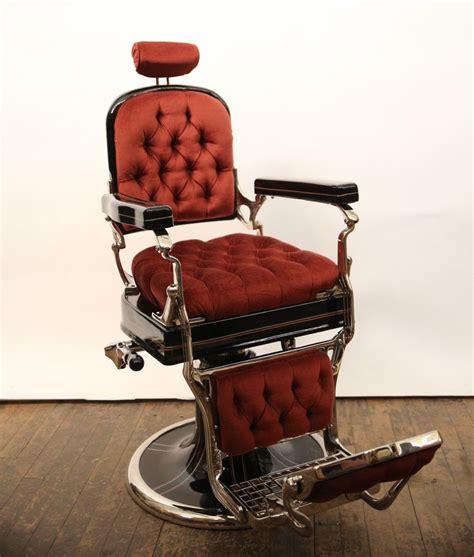 Vintage 1930 s koken porcelain antique barber chair barber shop restored ebay