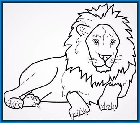 imagenes de animales carnivoros para colorear navidad archivos dibujos faciles de hacer