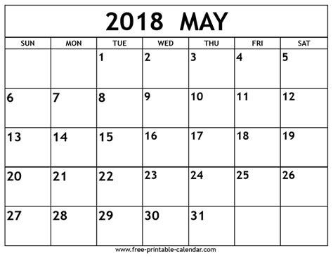printable calendar 2018 planner may calendar 2018 printable journalingsage com