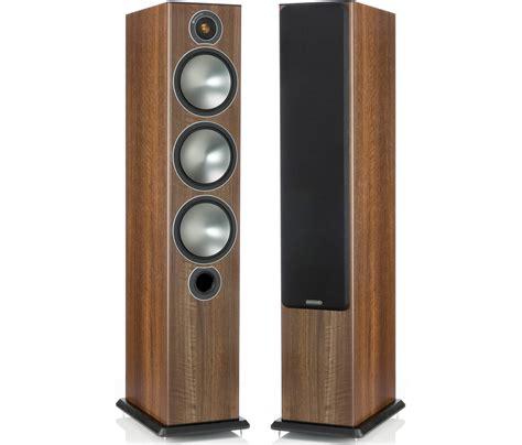 bronze range monitor audio bronze 6 full range floor standing hi fi