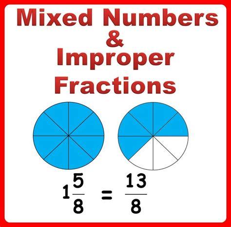 Improper Fractions Worksheet 4th Grade by 51 Best Printable Worksheets Images On