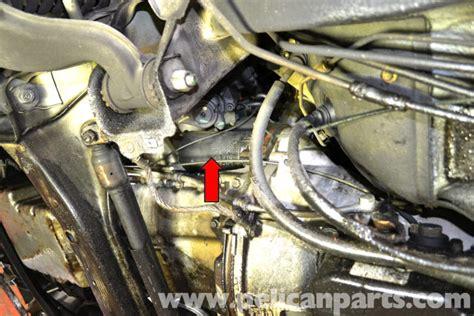 Mercedes Benz W124 Knock Sensor Replacement 1986 1995 E