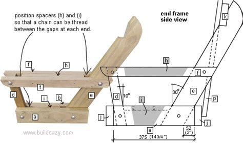 free wooden porch swing plans how to make a porch swing page 2