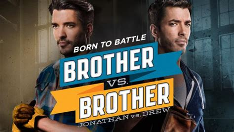 brother vs brother brother vs brother on hgtv hgtv