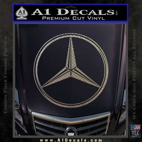 Kaos Fb Logo 1 Cr Oceanseven mercedes logo cr decal sticker 187 a1 decals