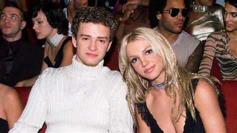 Justins Thoughts On Britneys New Do by Justin Timberlake Has A Big Regret About His Time With