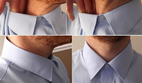 how tight should a collar be giorgenti new york 187 how a shirt collar should fit