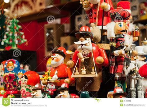 christmas figurines stock photography image 35450652