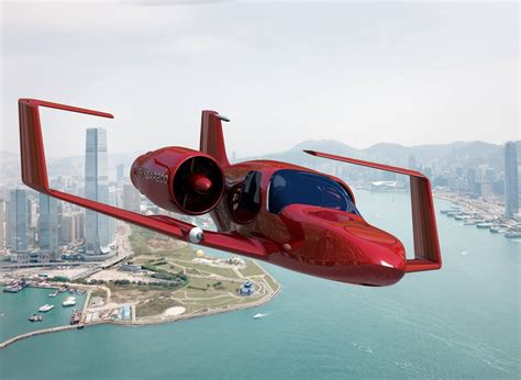 Mohler Flying Car by Moller International
