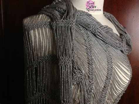 how to loom knit a shawl dew drop shawl loom along pattern on the allnone