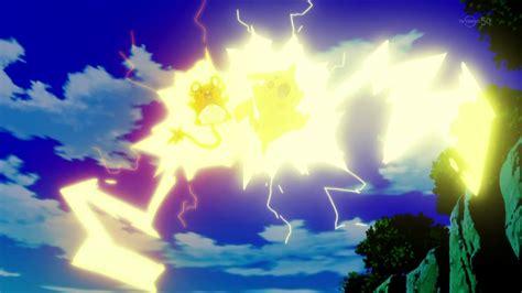 Shock Thunder Image Clemont Dedenne Thunder Shock Png Pok 233 Mon Wiki