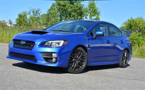 2017 subaru wrx sti a lesson in review the car