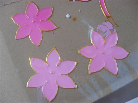 simple pattern to paint diy glass painting patterns ideas