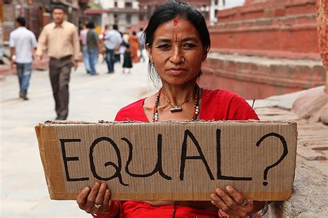 Blind Spot Bias India Card Gracias Launches Day For Equality Between Men