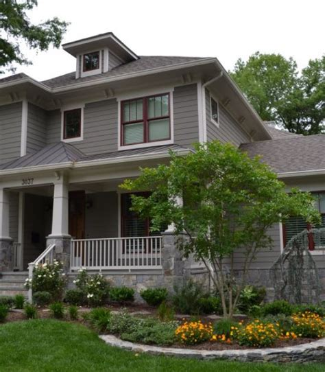 American House Address Family Home Architectural Projects