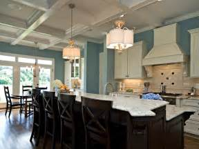 blue and white kitchen kerrie kanter hgtv basement bar ideas designs pictures options amp tips